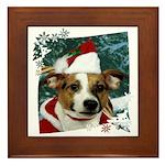 Santa Jack Framed Tile