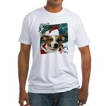 Santa Jack Fitted T-Shirt