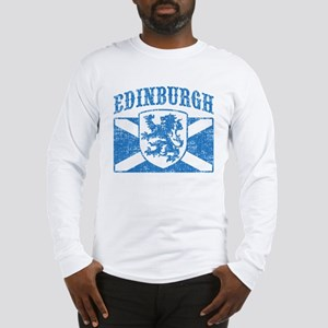 Edinburgh Scotland Long Sleeve T-Shirt