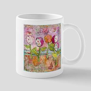 Joyful Tulips Mug