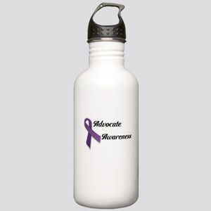 Domestic Violence Water Bottle