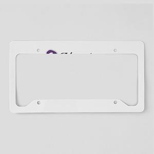 Domestic Violence License Plate Holder