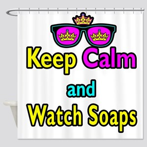 Crown Sunglasses Keep Calm And Watch Soaps Shower