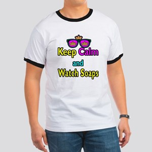 Crown Sunglasses Keep Calm And Watch Soaps Ringer