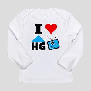 I Love HGTV Long Sleeve T-Shirt