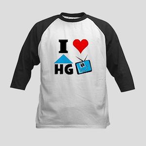 I Love HGTV Baseball Jersey