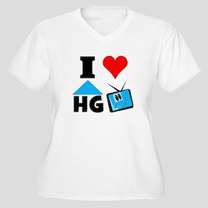 I Love HGTV Plus Size T-Shirt