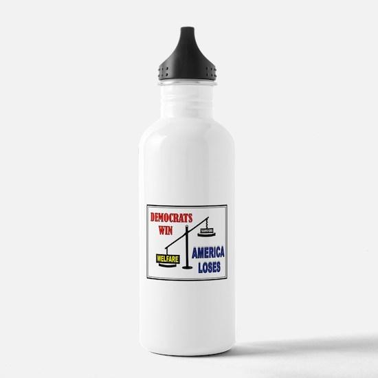 WELFARE HEAVEN Water Bottle