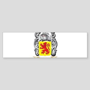 Dorsey Coat of Arms - Family Crest Bumper Sticker