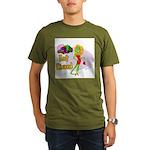 Lot Lizard 2013 Organic Men's T-Shirt (dark)