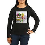 Lot Lizard 2013 Women's Long Sleeve Dark T-Shirt