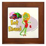 Lot Lizard 2013 Framed Tile