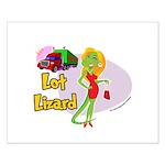 Lot Lizard 2013 Small Poster