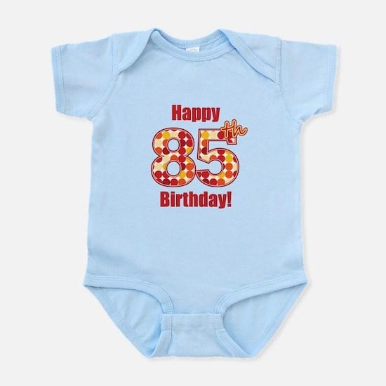 Happy 85th Birthday! Body Suit