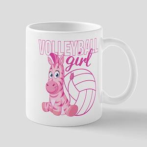 Volleyball Girl Mug