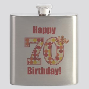 Happy 70th Birthday! Flask
