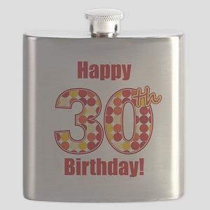 Happy 30th Birthday! Flask
