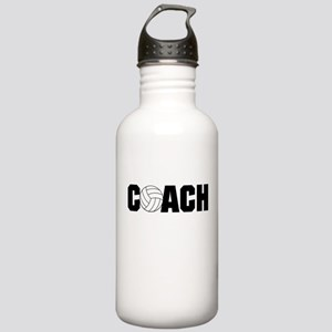 Volleyball Coach Water Bottle