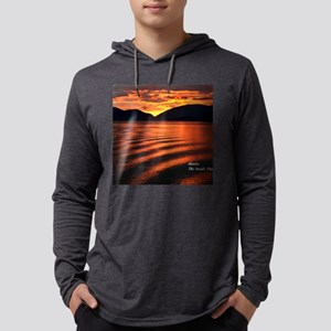 The Inside Passage Mens Hooded Shirt