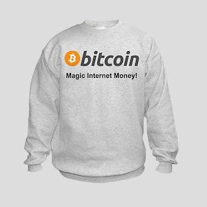 Bitcoin: Magic Internet Money! Sweatshirt