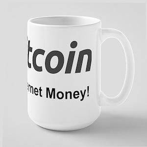 Bitcoin: Magic Internet Money! Mug