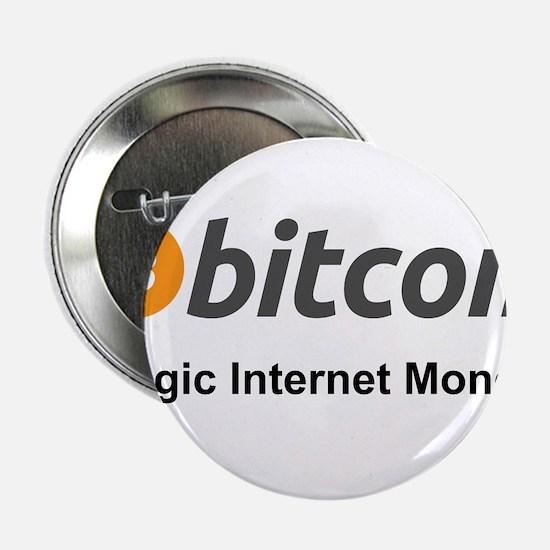 """Bitcoin: Magic Internet Money! 2.25"""" Button"""