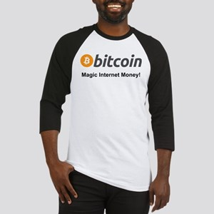 Bitcoin: Magic Internet Money! Baseball Jersey