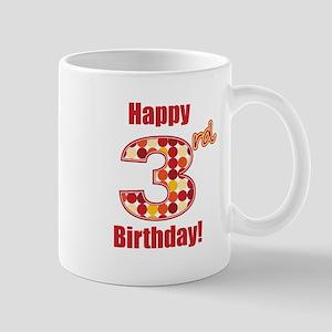 Happy 3rd Birthday! Mug