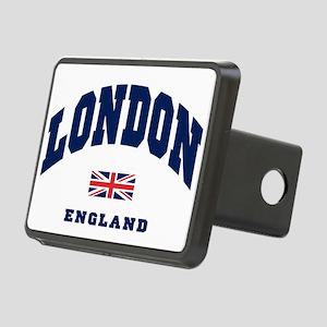 London England Union Jack Hitch Cover