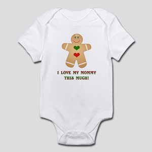 Christmas Love Infant Bodysuit