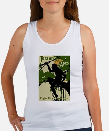 Tarzan of the Apes 1914 Tank Top
