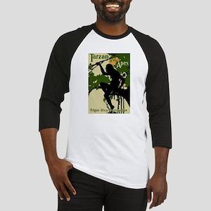 Tarzan of the Apes 1914 Baseball Jersey