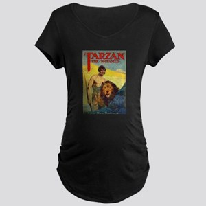 Tarzan the Untamed Maternity T-Shirt