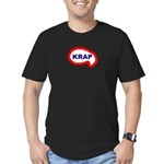 Krap Men's Fitted T-Shirt (dark)