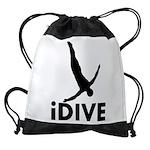 iDive Diving Drawstring Bag