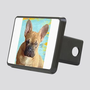 Adorable French Bull Dog Hitch Cover