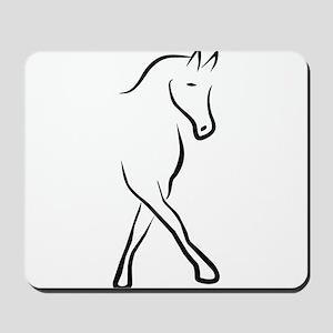 dressage Mousepad