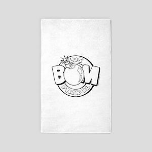 LDS BOM Patrol - Book of Mormon 3'x5' Area Rug