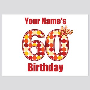 Happy 60th Birthday Invitations And Announcements