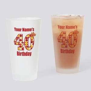 Happy 40th Birthday Gifts