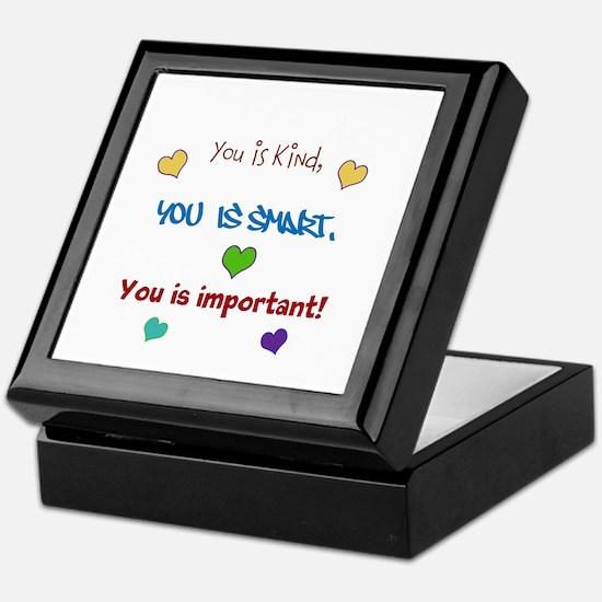 You is...design Keepsake Box