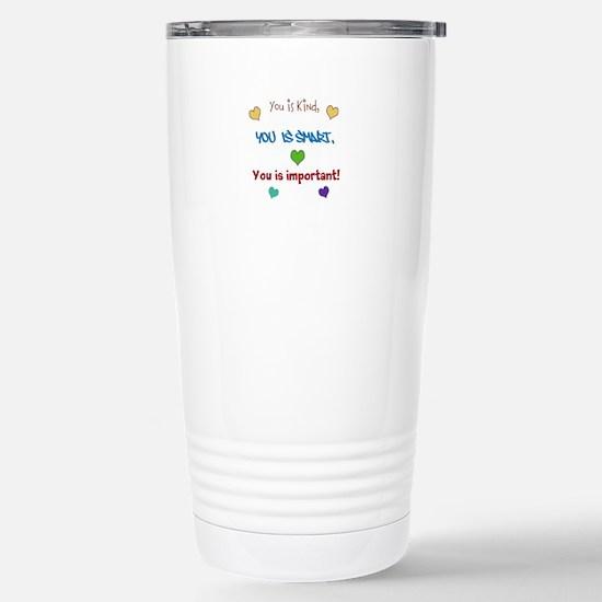 You is...design Travel Mug