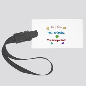 You is...design Luggage Tag