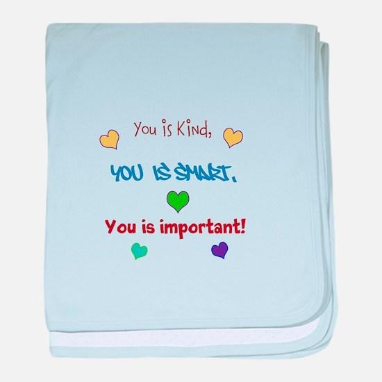 You is...design baby blanket