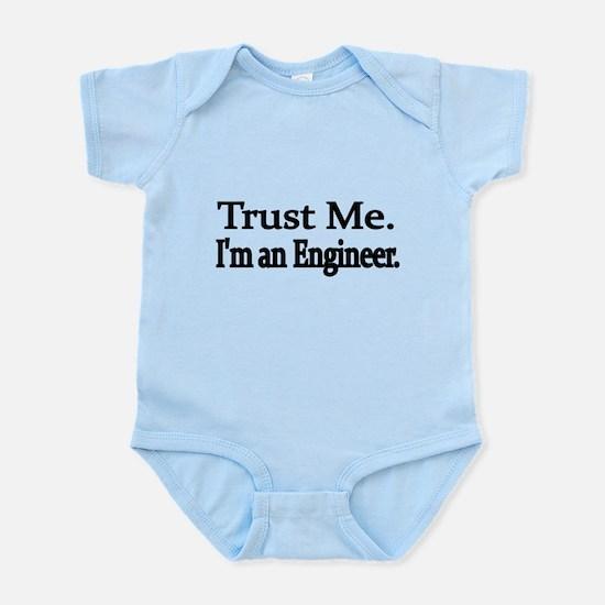 Trust Me. Im an Engineer Body Suit