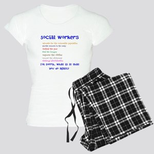 Social Work Pajamas