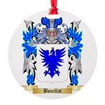 Bouillat Round Ornament