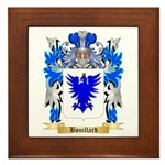 Bouillard Framed Tile