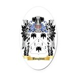 Boughton Oval Car Magnet