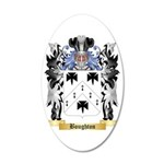 Boughton 35x21 Oval Wall Decal